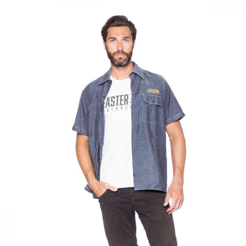 Košile s krátkým rukávem YAMAHA Faster Sons