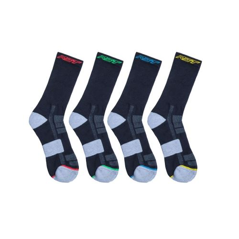 Ponožky RST RACE DEPT 4ks / 0201