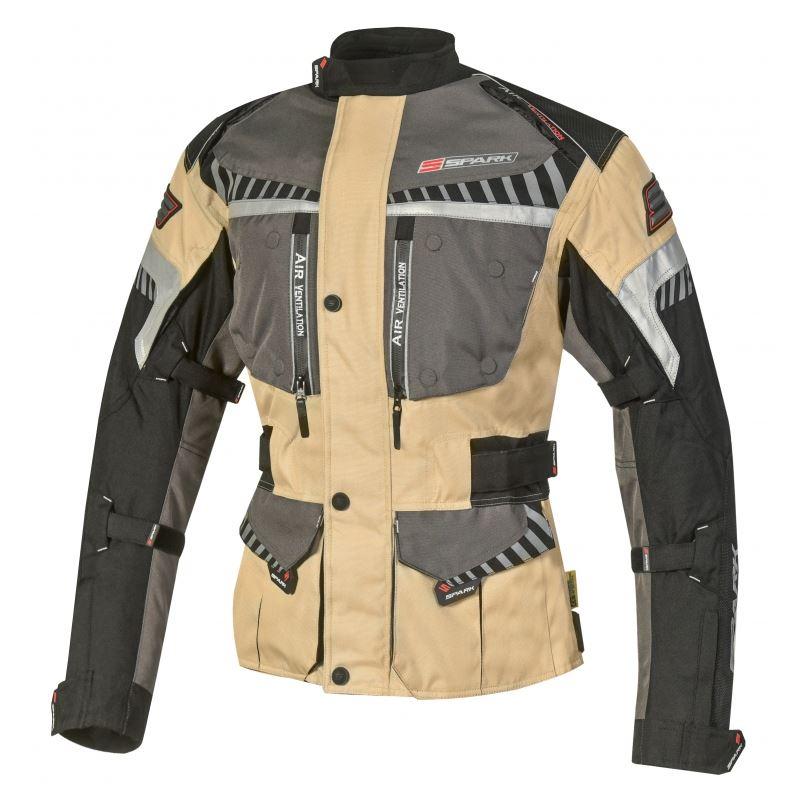 Textilní bunda SPARK Roadrunner