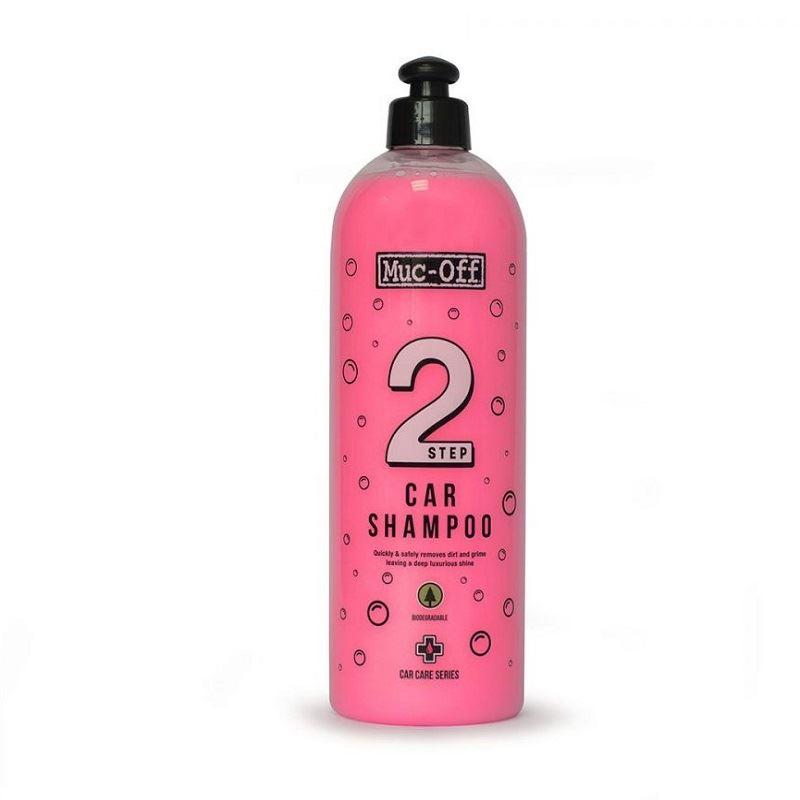 Šampon na motorku MUC-OFF Car Shampoo 750ml