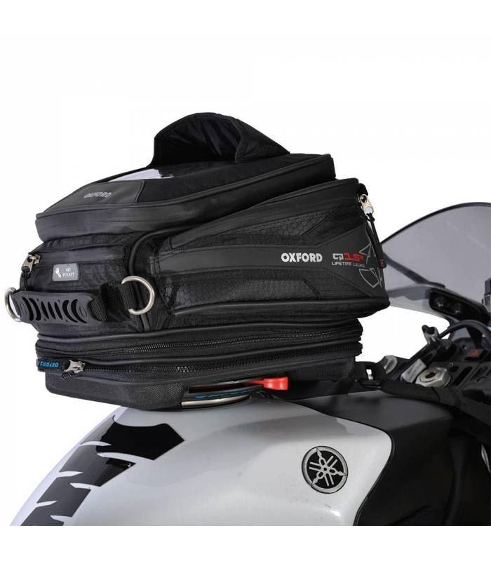 Tankbag na motocykl OXFORD Q15R QR 15L