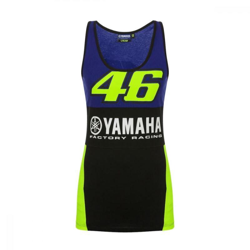 Dámské tílko YAMAHA Rossi 46