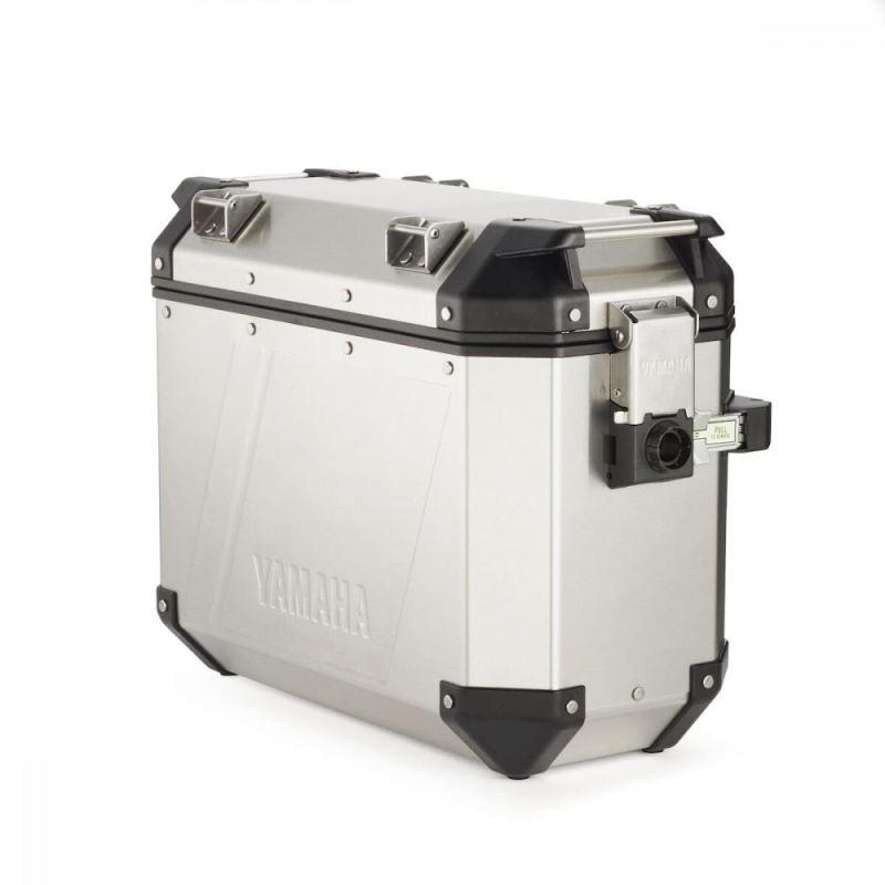 Hliníkový boční kufr 37L, levý YAMAHA Ténéré 700