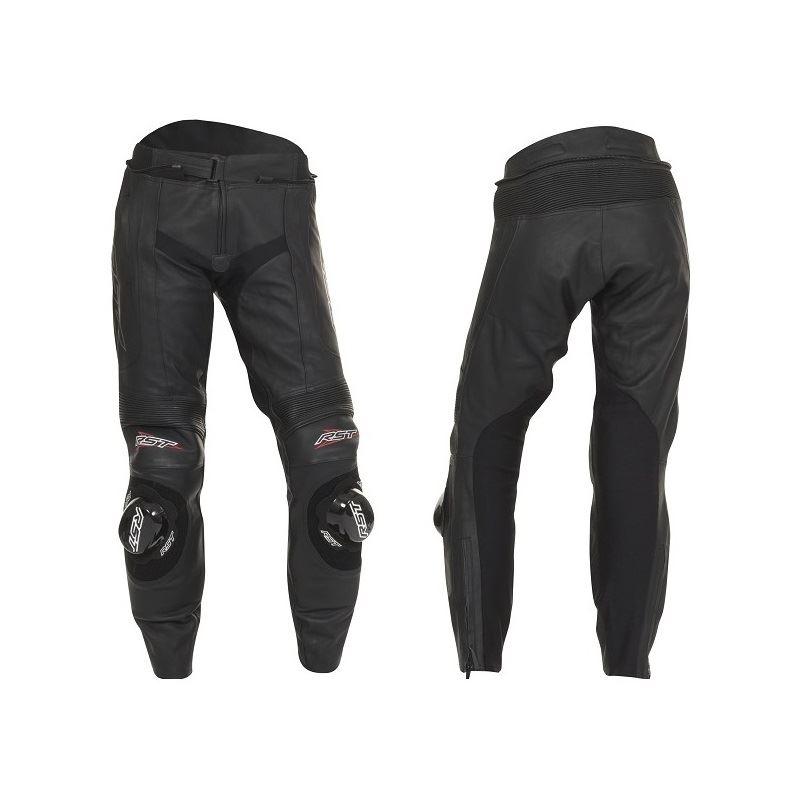 Dámské kožené kalhoty RST BLADE / JN SL 1119 - zkrácené