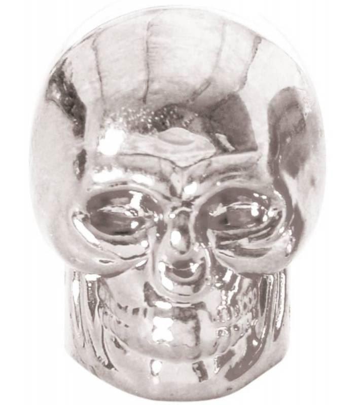 Kovové čepičky ventilků OXFORD Skull