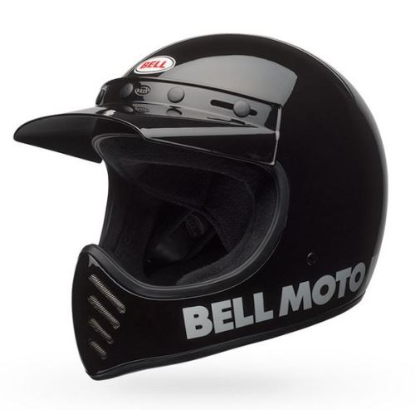 Přilba BELL Moto-3 Classic