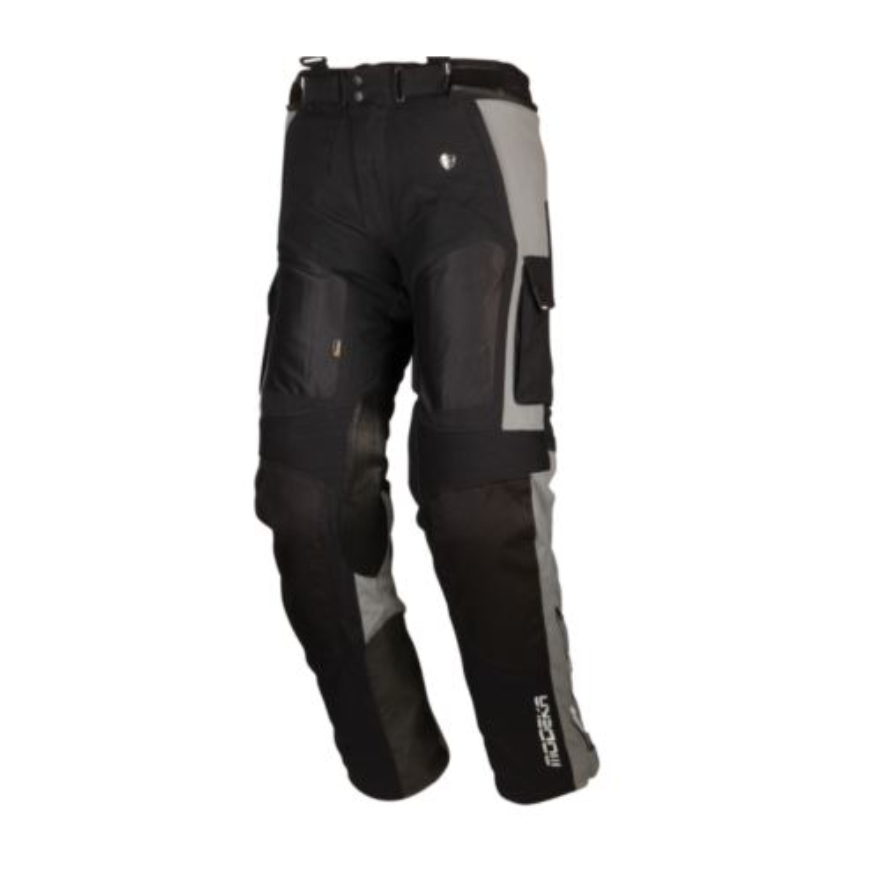 motopark_ostrava_textilni_kalhoty_modeka_aft_air_cerna_seda
