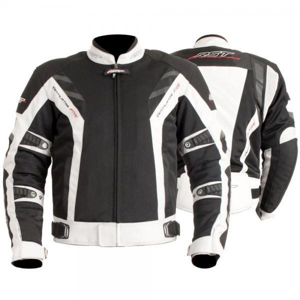 Dámská textilní bunda RST PRO SERIES VENTILATOR V / JKT 9014