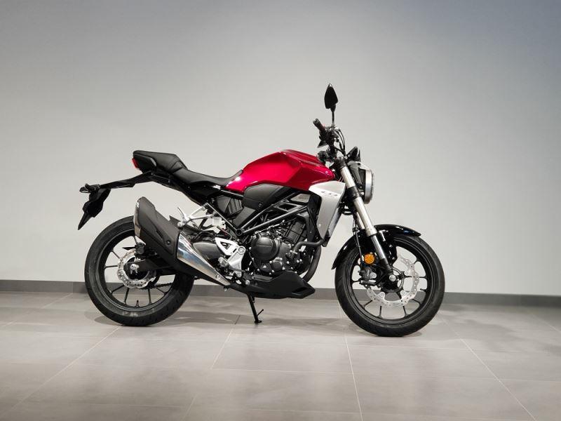 Honda CB300R - PŘEDVÁDĚCÍ MOTOCYKL