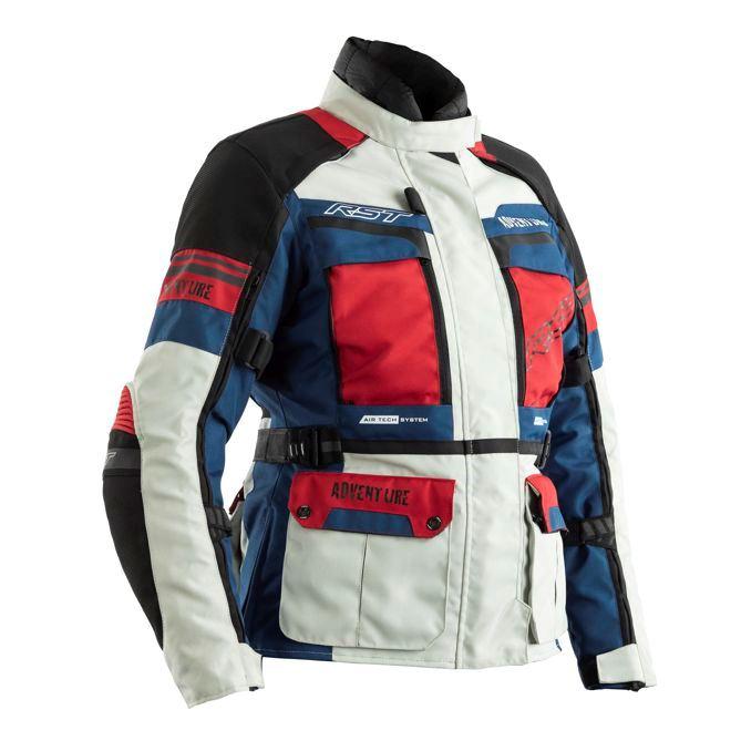 Dámská textilní bunda RST PRO SERIES ADVENTURE CE / JKT 2246