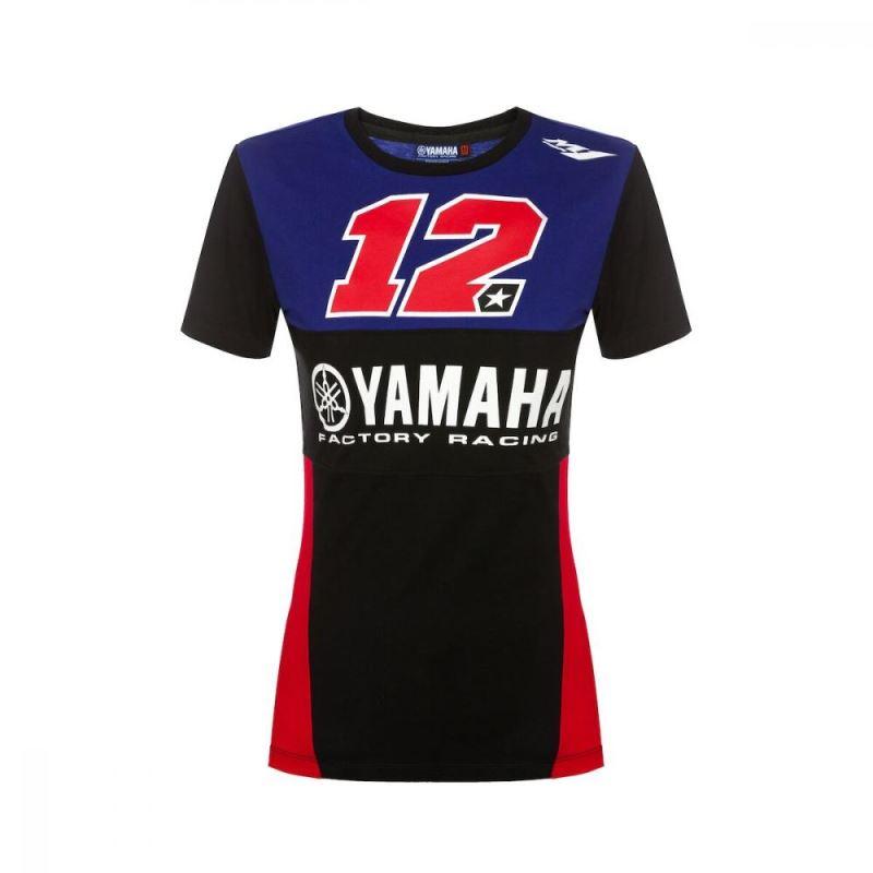 Dámské tričko YAMAHA Viňales