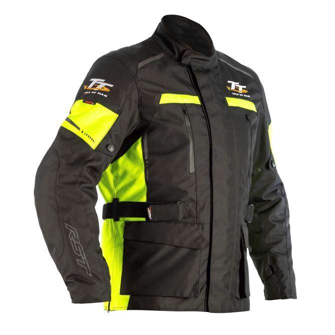 Textilní bunda RST IOM TT SULBY CE / JKT 2241