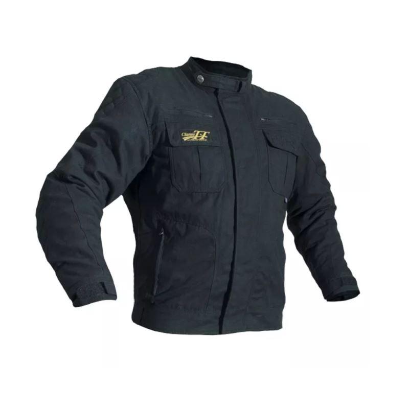 Textilní bunda RST Classic TT Wax Short II / JKT 1878