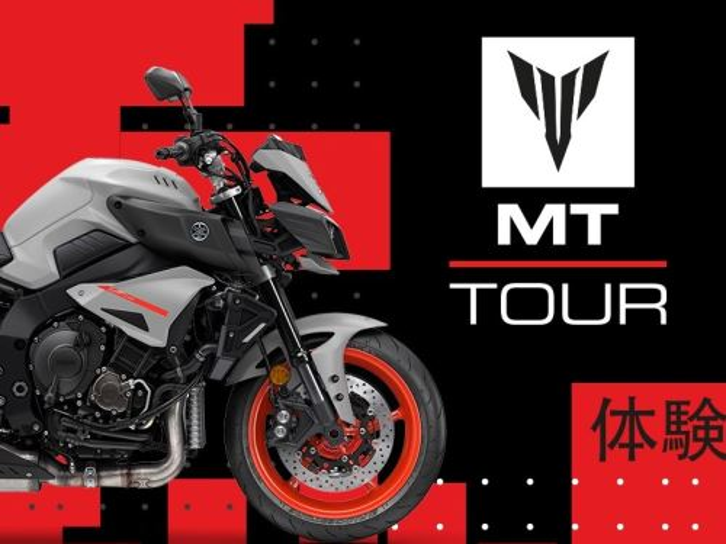 Yamaha MT TOUR 2019 v Ostravě