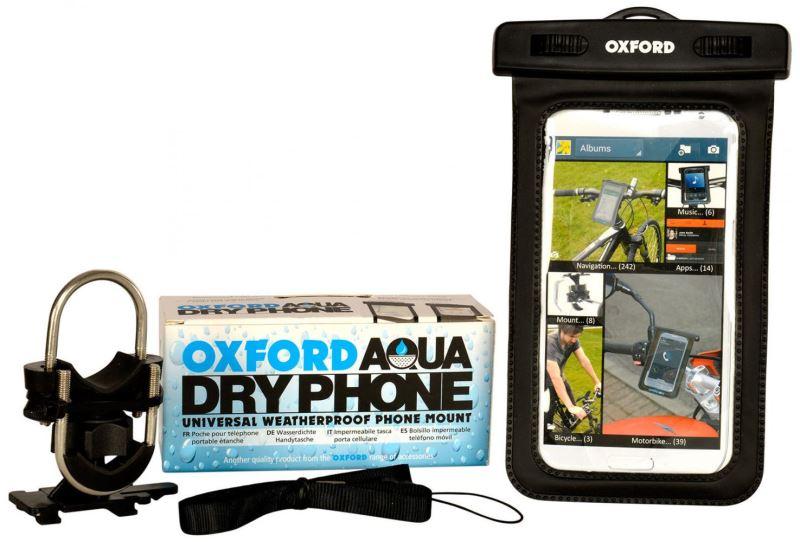 Voděodolný kryt na telefony OXFORD