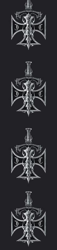 Kšandy 018 kříž