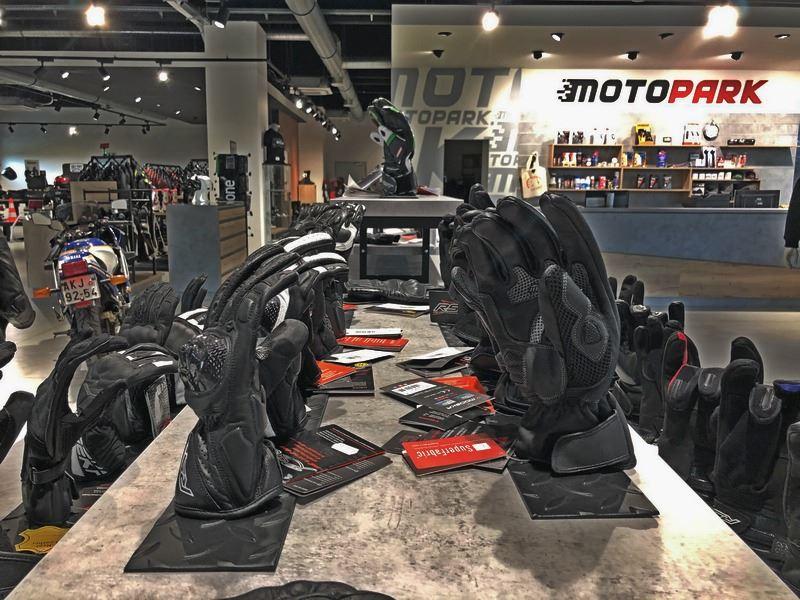 E-SHOP a prodejna motooblečení, doplňků a příslušenství